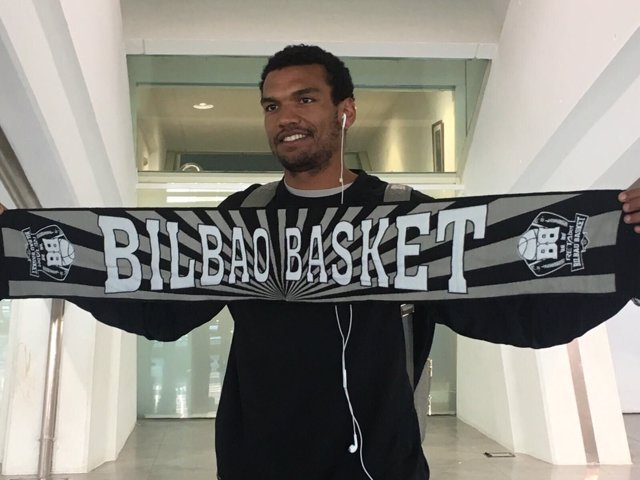 Devin Thomas RETAbet Bilbao Basket