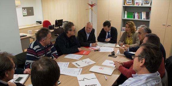2. El PSOE de Almería reclama mejoras para los trabajadores de prisiones