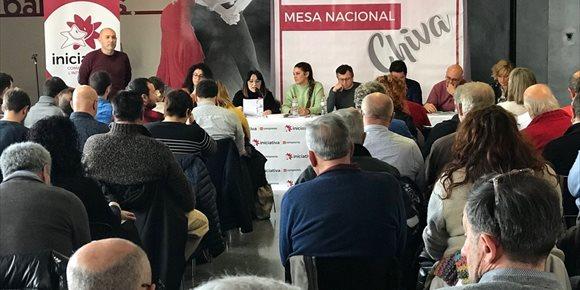 6. Iniciativa-Compromís celebrará un congreso en junio para renovar los cargos de dirección del partido