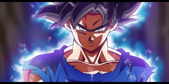 8. Dragon Ball Super revela la forma completa de Goku Ultra Instinto