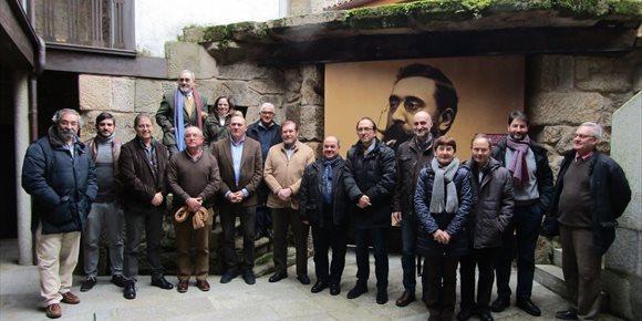 1. Las casas museo y las fundaciones de escritores de Galicia buscan crear una red para visibilizar sus actividades