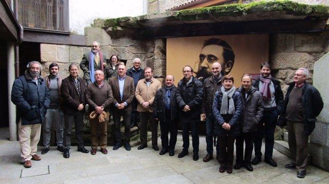 Encuentro de casas museo y fundaciones de Galicia