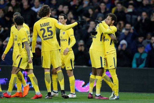 Toulouse Paris Saint-Germain PSG