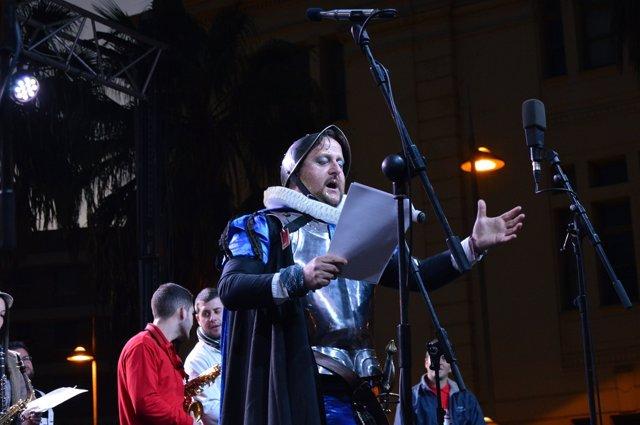 Pregón del Carnaval de Almería