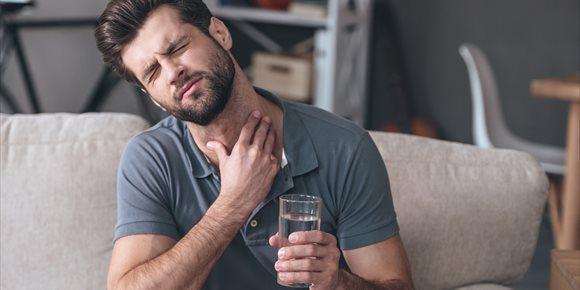 1. Dolor de garganta: ¿qué debo hacer?