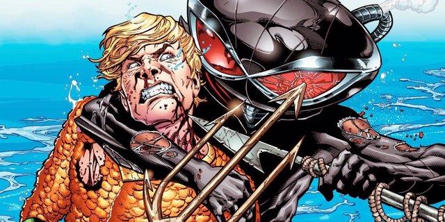 Black Manta, el villano de Aquaman