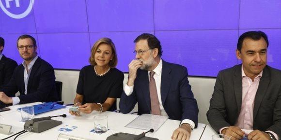 10. Rajoy convoca a sus 'barones' para acercar posiciones en financiación y consensuar un acuerdo de mínimos