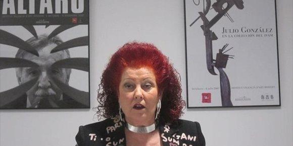 9. La artista Carmen Calvo testificará en abril por las presuntas irregularidades en el IVAM