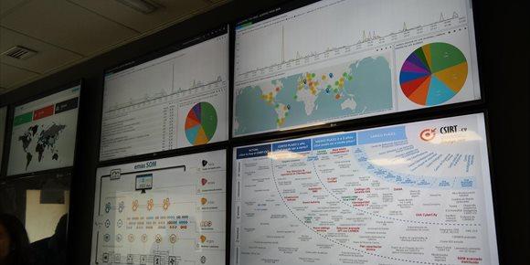 8. El Consell se 'blinda' con un sistema contra ciberataques que detecta hasta un millón de alertas diarias