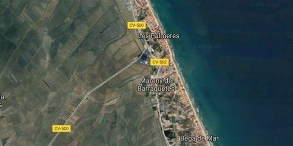 3. Muere una chica de 19 años atropellada por un todoterreno que se dio a la fuga en Sueca (Valencia)