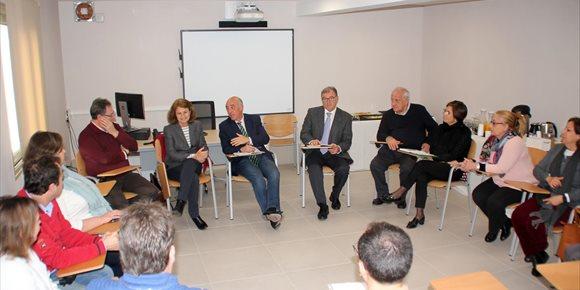 5. El director del Ingesa visita Melilla para analizar la situación de la Atención Primaria y las Urgencias