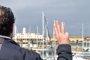 Foto: La Policía impide a los dos marroquíes que han pedido asilo en Ceuta por el conflicto en el Rif cruzar el Estrecho