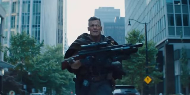 Cable en Deadpool 2