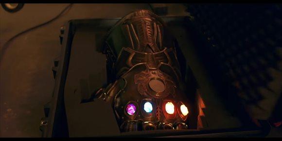 6. Reveladoras imágenes de Vengadores Infinity War en el vídeo del 10º aniversario de Marvel Studios