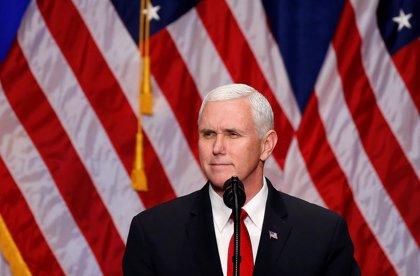 Pence asegura que EEUU está dispuesto a mantener conversaciones con Corea del Norte