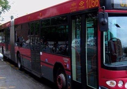 Los usuarios de autobús urbano bajan un 3,5% en 2017 en Andalucía hasta los 10 millones de viajeros