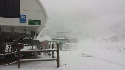 Valdezcaray abre este lunes con 18 pistas y 13,05 kilómetros esquiables