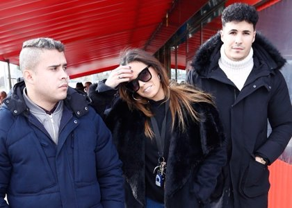 Gloria Camila responde a los rumores sobre si se ha suspendido la boda de su hermano
