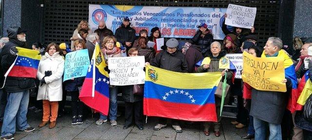 Jubilados Venezolanos En Espana Historias De Un Drama Exagerado