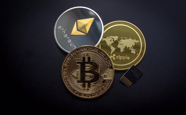 Criptomoneda, moneda virtual, divisa virtual, minería