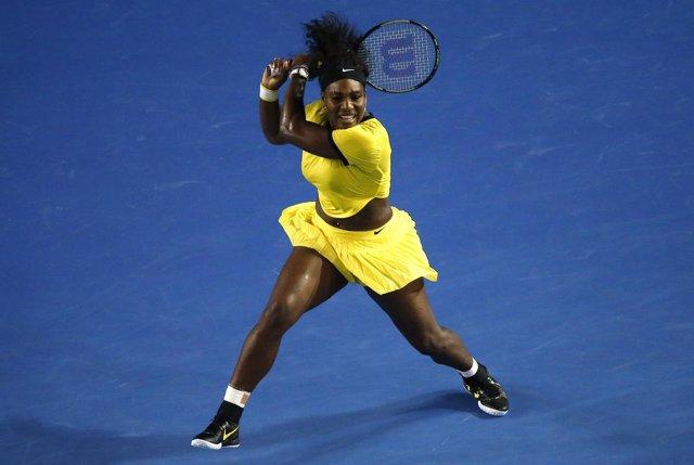 Serena Williams se clasifica para la final del Abierto de Australia