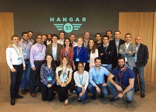 Equipos participantes en Hangar 51 de IAG