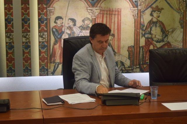 Imagen del diputado de Ciudadanos