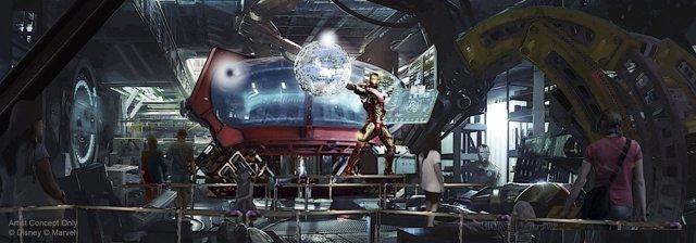 Disneyland Paris anuncia una nueva atracción tematizada Marvel