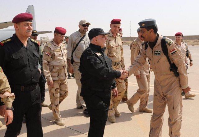 El primer ministre iraquià, Haider al Abadi