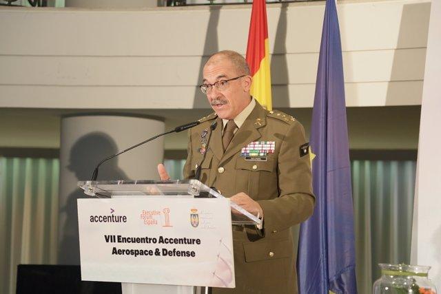El JEMAD, general Fernando Alejandre