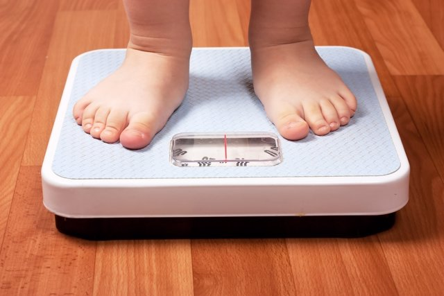 La obesidad es un problema sobre el que muchos padres no están concienciados