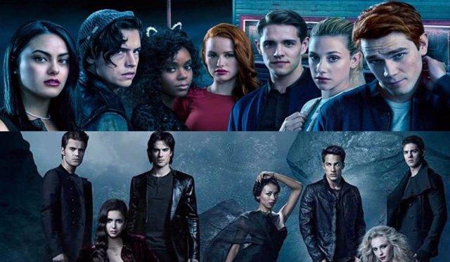 Riverdale y Crónicas Vampíricas