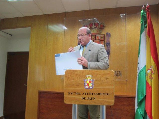 Alcalde de Jaén, Javier Márquez
