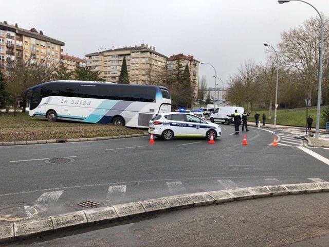 Autobús sin conductor