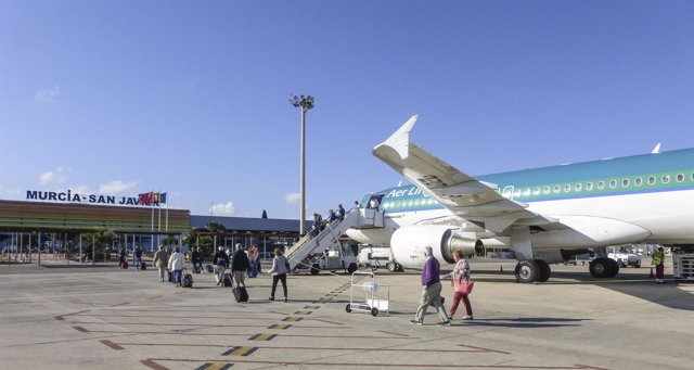 Aeropuerto de San Javier