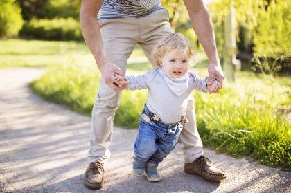 Primeros pasos: ejercicios para que los niños aprendan a andar