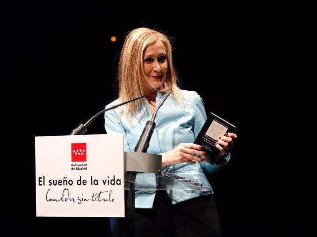Nota Y Fotos: Cifuentes Ensalza La Figura De Lorca Como Referente Universal De L