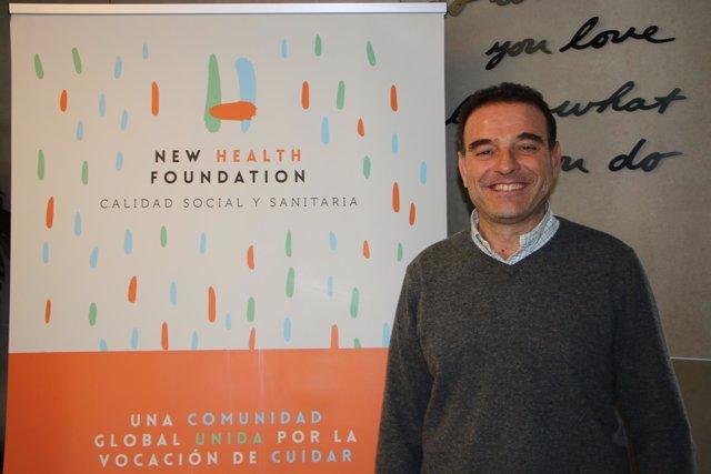 Fwd: Nota De Prensa: La Fundación New Health Incorpora A Rafael Mota Como Expert