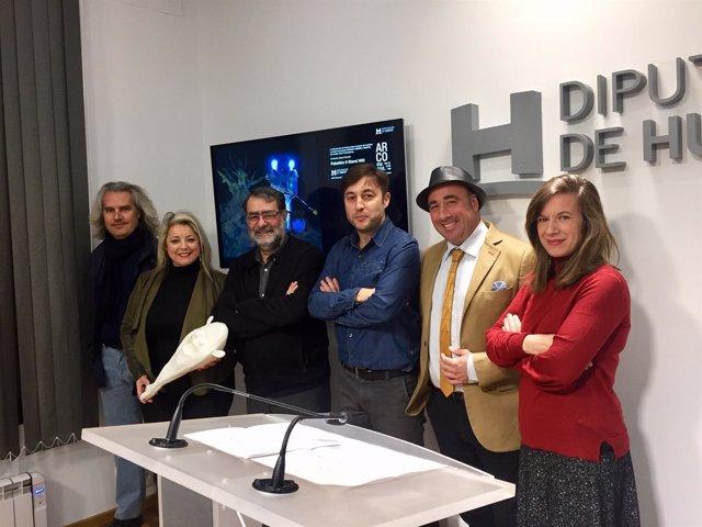 Nt Y Fotos Presentación Proyecto Arco 2018