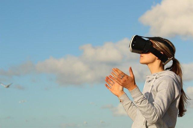 Gafas de realidad virtual, recurso