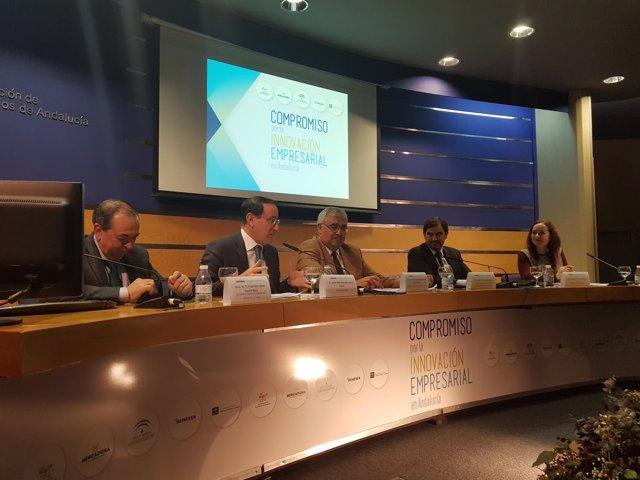 Nota De Prensa Y Foto. Jornada En Cea Por El Compromiso De La Innovación Empresa