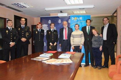 El Ministerio del Interior y Down España colaboran para impulsar la protección de personas con discapacidad intelectual