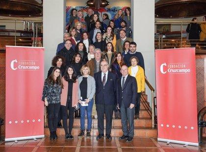 Cultura Viva destaca la cara más social de la cultura andaluza en la Fundación Cruzcampo