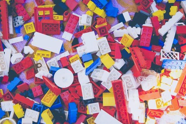 Lego, juguetes