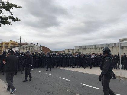 Empiezan a declarar ante el juez los lesionados el 1-O en Girona