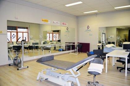 Aspaym inaugura en Villadiego (Burgos) un centro de fisioterapia dentro de su proyecto 'Fisiomer'