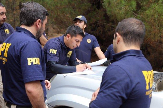 Policía de Investigación de Chile
