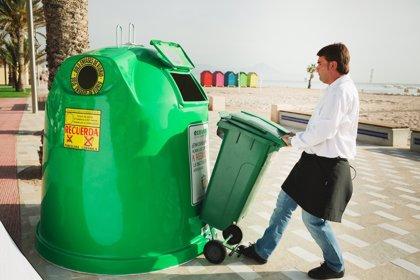 Ecovidrio pide definir mejor la responsabilidad de cada parte en los residuos en la Estrategia de Economía Circular