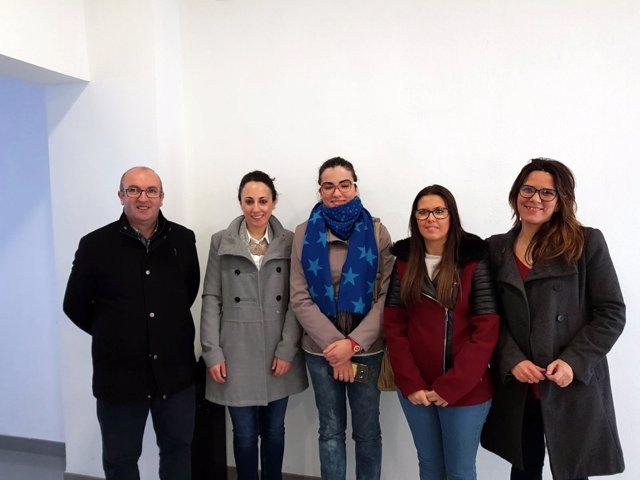 Inauguración del 'Agita Jaén'