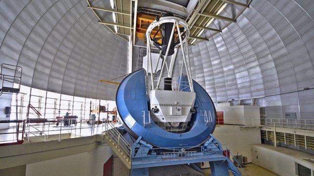 Telescopio Nicholas U. Mayall